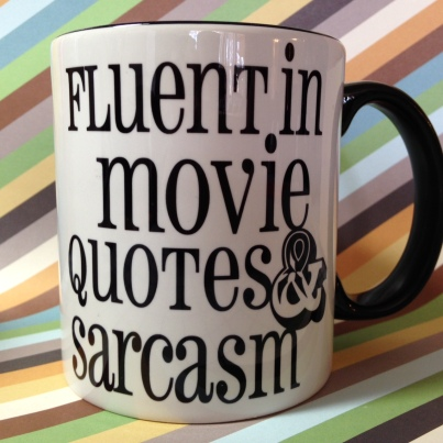 quotes and sarcasm